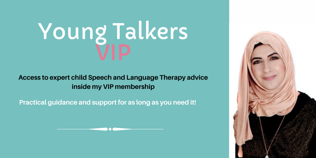 Speech Therapy support